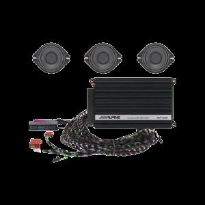 Kit amplificador de som